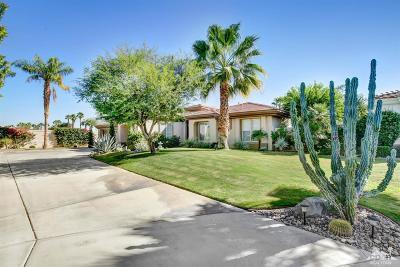 Rancho Mirage Single Family Home Contingent: 35 Calle La Reina