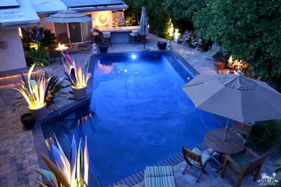 Palm Springs Single Family Home For Sale: 1324 S Driftwood Drive