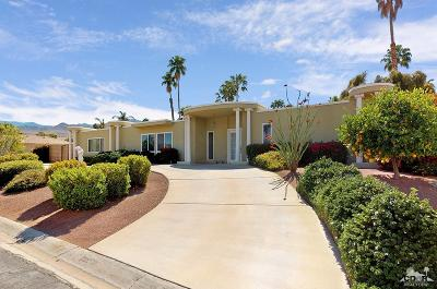 Palm Desert Single Family Home For Sale: 48485 Prairie Drive