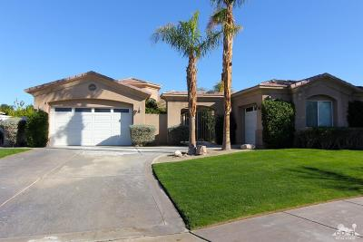 Rancho Mirage Single Family Home For Sale: 8 Marseilles Road