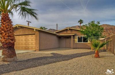 La Quinta Single Family Home Contingent: 52425 Avenida Mendoza East