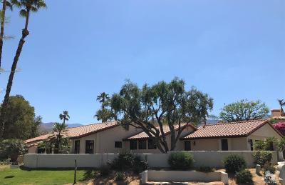 Palm Desert Single Family Home For Sale: 73135 Irontree Drive