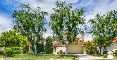 Indian Wells Single Family Home Contingent: 74994 Tahoe Circle