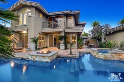 Palm Desert Single Family Home Contingent: 191 Desert Holly Drive