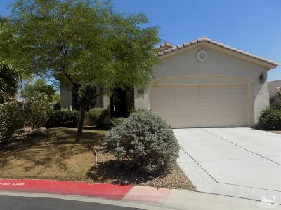 Sun City Shadow Hills Single Family Home Contingent: 40892 Corte Los Reyes