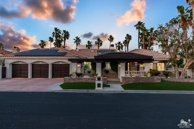 Palm Desert Single Family Home For Sale: 350 Crest Lake Drive