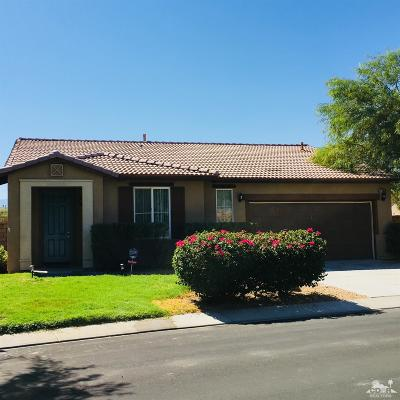 Indio Single Family Home For Sale: 37609 Severn Place