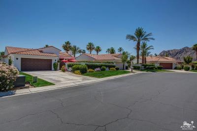 La Quinta Single Family Home Contingent: 78975 Breckenridge Drive