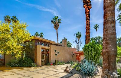 Rancho Mirage Single Family Home Contingent: 70051 Chappel Road