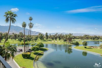 Rancho Mirage Condo/Townhouse For Sale: 899 Island Drive #507