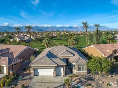 Palm Desert Single Family Home Contingent: 78970 Sunrise Mountain View
