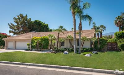 Rancho Mirage Single Family Home For Sale: 72263 Rancho Road
