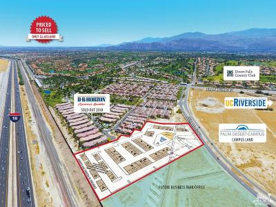 Palm Desert Residential Lots & Land For Sale: Gerald Ford Drive