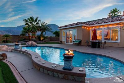 La Quinta Single Family Home For Sale: 60746 Orourke Circle
