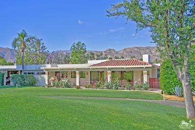 Rancho Mirage Single Family Home For Sale: 84 Columbia Drive South