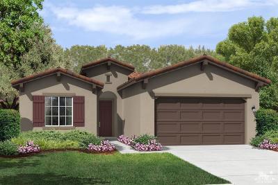 Indio Single Family Home For Sale: 85391 Campana Avenue