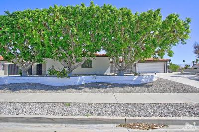 Palm Springs Single Family Home For Sale: 1184 E Pajaro Road