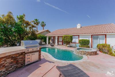 La Quinta Single Family Home For Sale: 50280 Spyglass Drive