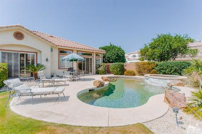 La Quinta Single Family Home For Sale: 78740 Spyglass Hill Drive