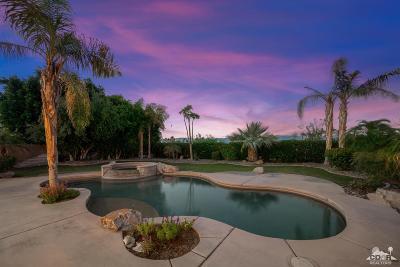 La Quinta Single Family Home For Sale: 43880 Bordeaux Drive