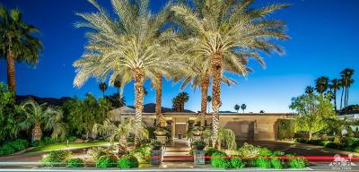 Rancho Mirage Single Family Home Contingent: 40405 Paxton Drive