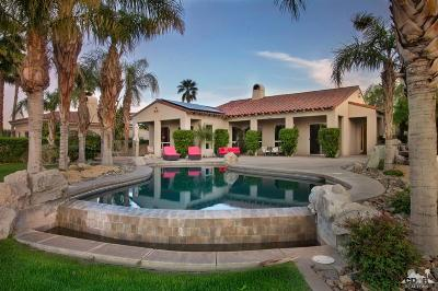 Rancho Mirage Single Family Home Contingent: 388 Loch Lomond Road