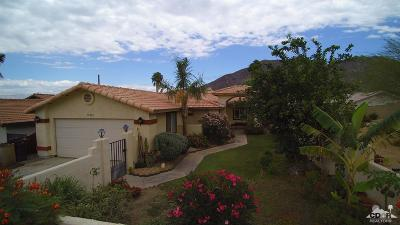 La Quinta Single Family Home Contingent: 53400 Eisenhower Drive