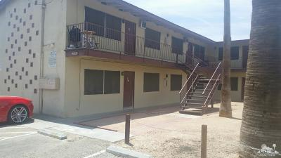 Indio Multi Family 5+ For Sale: 45371 Park Street