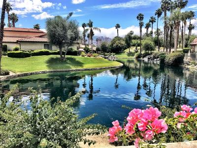 Palm Desert Condo/Townhouse For Sale: 120 Willow Lake Drive