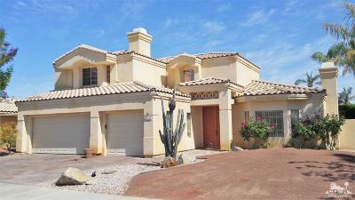 Palm Desert Single Family Home Contingent: 74520 Daylily Circle