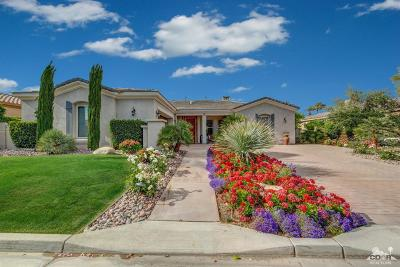 Indian Wells Single Family Home For Sale: 76130 Via Montelena