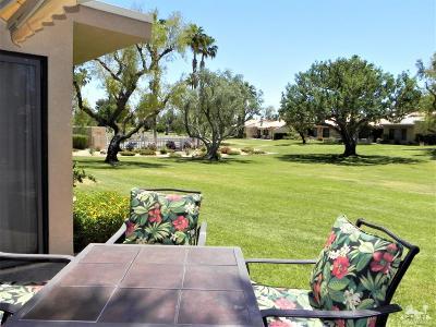 Palm Desert Condo/Townhouse Contingent: 40156 Baltusrol Circle #45-6
