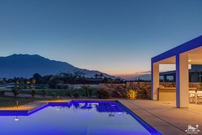 Rancho Mirage Single Family Home Contingent: 95 Royal Saint Georges Way