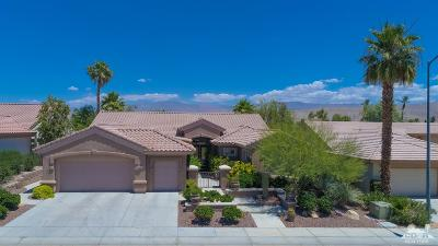 Palm Desert Single Family Home Contingent: 78724 Cimmaron Canyon