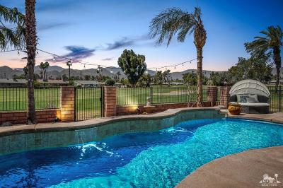 Palm Desert Country Single Family Home Contingent: 77305 Minnesota Avenue