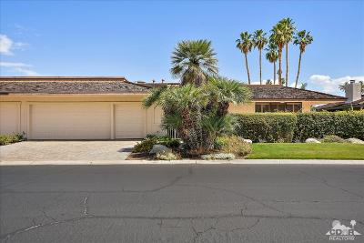Rancho Mirage Single Family Home For Sale: 34 Duke Drive