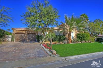 Indian Wells Single Family Home For Sale: 76340 Via Montelena