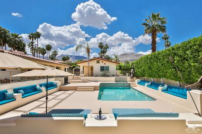 Palm Desert Single Family Home Contingent: 72782 Bel Air Road