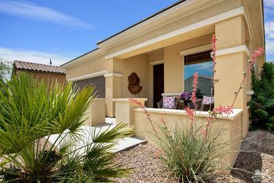 Sun City Shadow Hills Single Family Home Contingent: 39073 Calle Animado