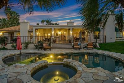 Palm Desert Single Family Home For Sale: 73396 Pinyon Street