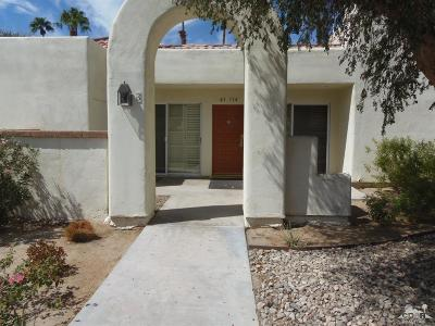 Palm Desert Single Family Home For Sale: 43722 Avenida Alicante #405-3