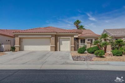 Palm Desert Single Family Home Sold: 78373 Sterling Lane