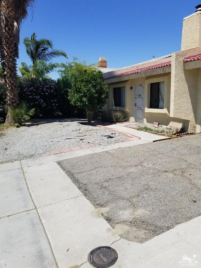 Cathedral City Single Family Home For Sale: 31530 Date Palm Drive