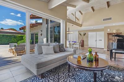 Palm Springs Single Family Home For Sale: 1272 Primavera Drive North