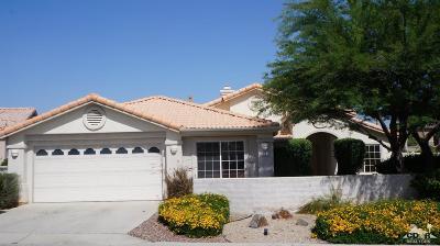 Palm Desert Single Family Home Contingent: 182 Via San Nicolo