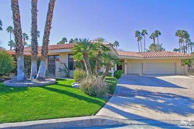 Ironwood Country Clu Single Family Home For Sale: 73385 Agave Lane
