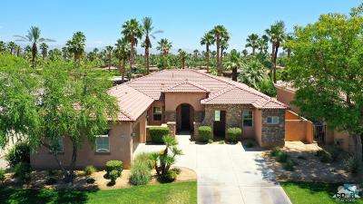 Indio Single Family Home Contingent: 48148 Chesapeake Place