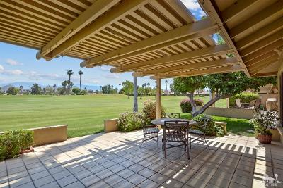 Palm Desert Condo/Townhouse Sold: 77665 Woodhaven Drive North