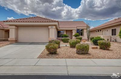 Sun City Single Family Home Contingent: 78903 Waterford Lane
