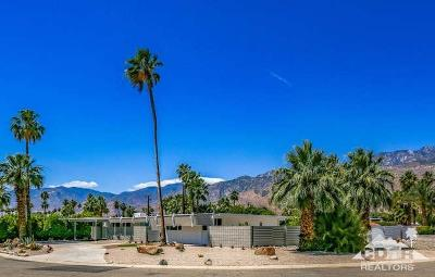 Palm Springs Single Family Home For Sale: 235 N Airlane Drive